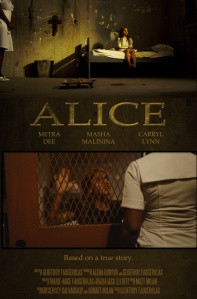Poster Alice 3